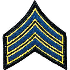 Sgt blue-gold
