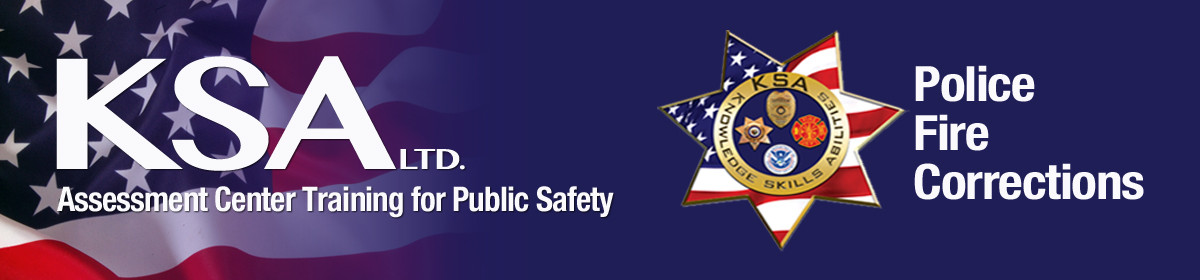 Assessment Center Training for Public Safety